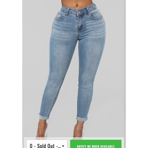Fashion Nova Jeans 🔥